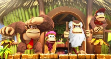 Donkey Kong Country: Tropical Freeze Heads to Nintendo Switch on May 4
