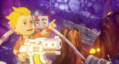 3D Realms' Outrageous and 90's-Inspired Platformer Rad Rogers Launches February 21 for PS4 and Xbox One