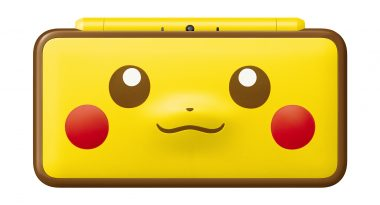 Pikachu Edition 2DS XL Coming to North America on January 26