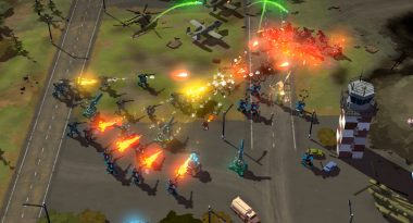 """Bold New RTS From Ex-Westwood Devs """"Forged Battalion"""" Launches on Steam Early Access"""