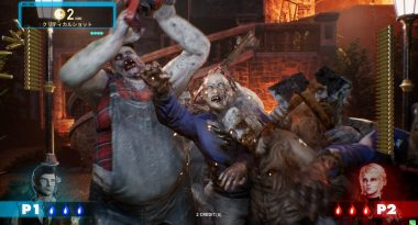 House of the Dead: Scarlet Dawn Arcade Gets a Western Release in Fall 2018