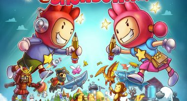 Scribblenauts Showdown Announced for PS4, Xbox One, and Switch