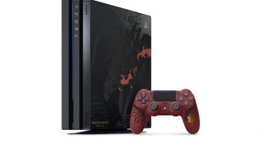 Monster Hunter: World Limited Edition PlayStation 4 Console Announced