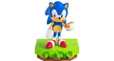 New Classic Sonic the Hedgehog Figure Announced