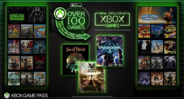 Xbox Game Pass to Include Microsoft Studio Titles on Release Date