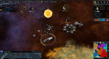 "New Galactic Civilizations III ""Intrigue"" Expansion Launches April 11"