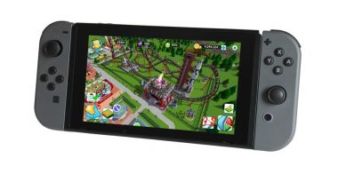 Atari Crowdfunding a New RollerCoaster Tycoon Game for Nintendo Switch