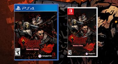 Darkest Dungeon Gets a Retail Version for PS4 and Switch