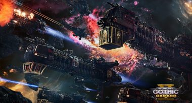 Battlefleet Gothic: Armada 2 Announced, Set for 2018 Release