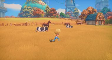 Farming and Life-Sim RPG My Time at Portia Now Available via Steam Early Access