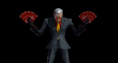 New DLC Character Oswald Confirmed for The King of Fighters XIV