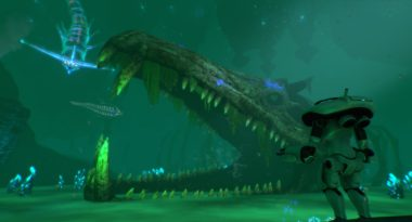 Full Version of Underwater Sandbox-Survival Game Subnautica Now Available
