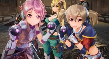 Sixth Trailer for Sword Art Online: Fatal Bullet