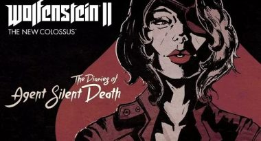 "New Wolfenstein II: The New Colossus Trailer for ""The Diaries of Agent Silent Death"" DLC"