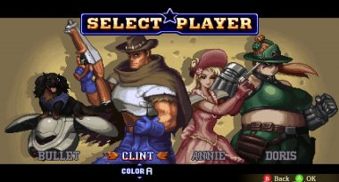 Wild Guns Reloaded Heads to Switch in Early 2018