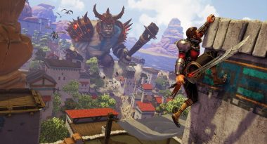 Giant Ogre-Slaying Game Extinction Launches April 10