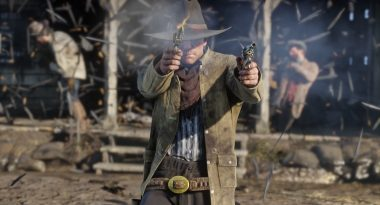 Official Gameplay Video Part Two for Red Dead Redemption 2