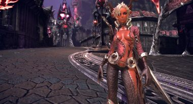 Action MMORPG TERA Finally Heads to Consoles in First Half of 2018
