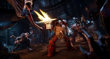 Space Hulk: Tactics Announced for PC, PlayStation 4, and Xbox One