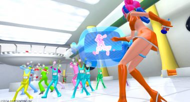 Space Channel 5 VR: Arakata Dancing Show Gets a PlayStation VR Port