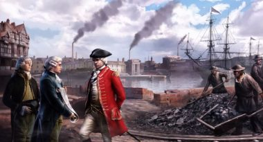 """New """"Rule Britannia"""" Expansion Announced for Europa Universalis IV"""
