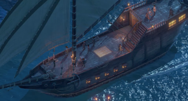 Pillars of Eternity II: Deadfire Heads to PS4, Xbox One, and Switch in Holiday 2018