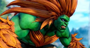 Blanka Coming to Street Fighter V on February 20