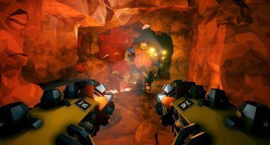 """Dwarven-Themed Starship Troopers Mash-up """"Deep Rock Galactic"""" Launches February 28 via Steam Early Access and Xbox Game Preview"""