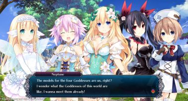 Cyberdimension Neptunia: 4 Goddesses Online Launches for PC on February 27