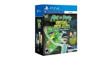 Rick and Morty: Virtual Rick-ality PS4 Physical Version Announced