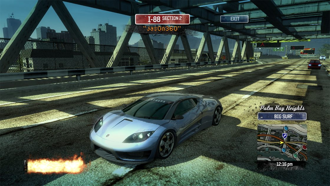Burnout Paradise Remastered Officially Announced for PC, PS4, and