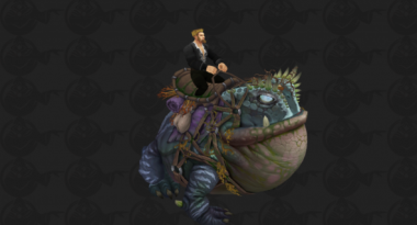 World of Warcraft's Battle for Azeroth Expansion has Giant Frog Mounts