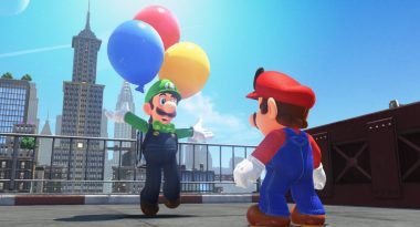 Super Mario Odyssey Update 1.2.0 Out Now, Adds Balloon World and More