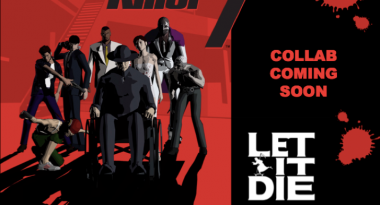 Grasshopper Manufacture Celebrates 20th Anniversary With a Killer7 Collaboration for Let It Die