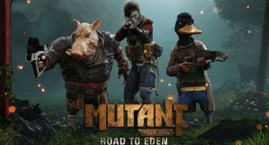 Funcom Announces Tactical-Strategy Adventure Game Mutant Year Zero: Road to Eden