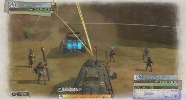 New Valkyria Chronicles 4 Trailer Showcases the Battle System