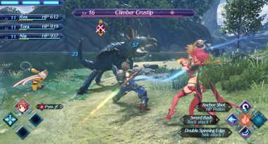 Xenoblade Chronicles 2 update 1.3 update now available