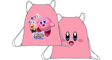 Some Retailer Pre-Orders for Kirby: Star Allies Net You a Cute Cinch Bag