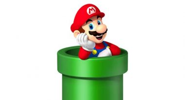 Mario is Officially a Plumber Again