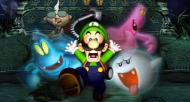 Luigi's Mansion Remake Announced for 3DS