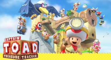Captain Toad: Treasure Tracker Announced for Nintendo Switch and 3DS, Includes Mario Odyssey Levels