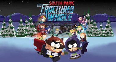 South Park: The Fractured But Whole Coming to Switch on April 24