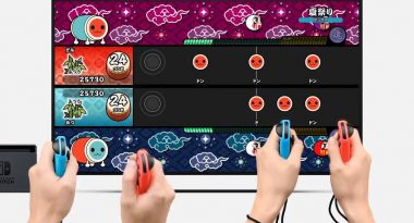 Taiko Drum Master Announced for Nintendo Switch