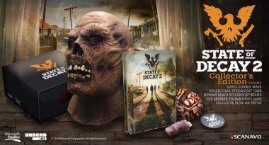 State of Decay 2 Collector's Edition Announced