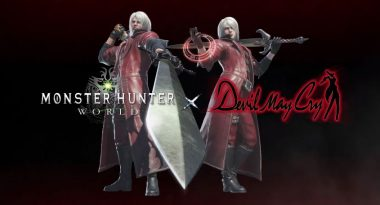 Devil May Cry Collaboration Announced for Monster Hunter: World
