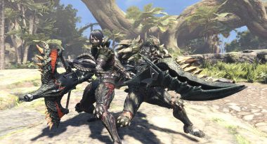 First Major Content Update for Monster Hunter: World Launches March 22, Adds Deviljho and More