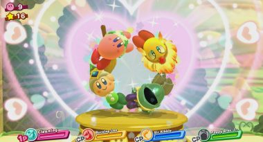 Launch Trailer for Kirby: Star Allies