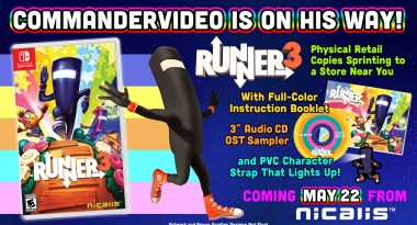 Runner3 Release Date Set for May 22