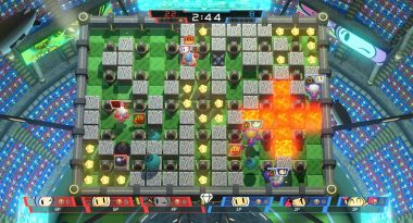 Debut Trailer for Super Bomberman R on PC, PS4, and Xbox One