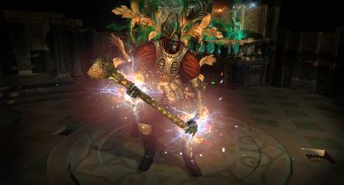 Using Exalted Orbs and Chaos Orbs to Get Ideal Gear in Path of Exile